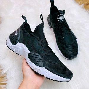 Nike Huarache EDGE Black White Shoes